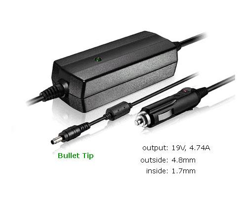 Compaq Presario X1030US Laptop Car Adapter, Compaq Presario X1030US Power Supply, Compaq Presario X1030US Laptop Charger